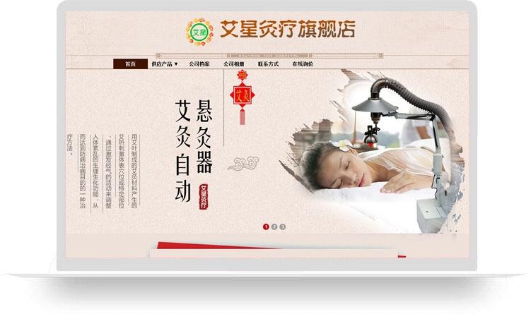 吉安市井开区艾星灸疗产品开发有限公司(标准版服务包)